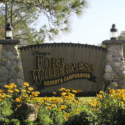 Disney's_Fort_Wilderness_Resort_and_Campground_sign